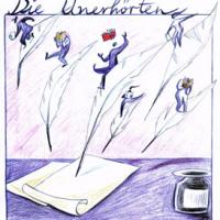 """Berliner Lesebühne """"Die Unerhörten"""""""